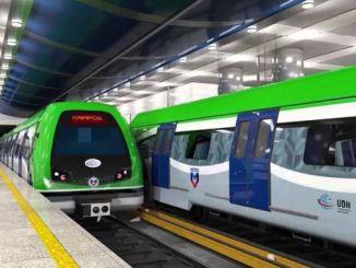 konya metro kommer att färdigställas och tas i bruk inom året