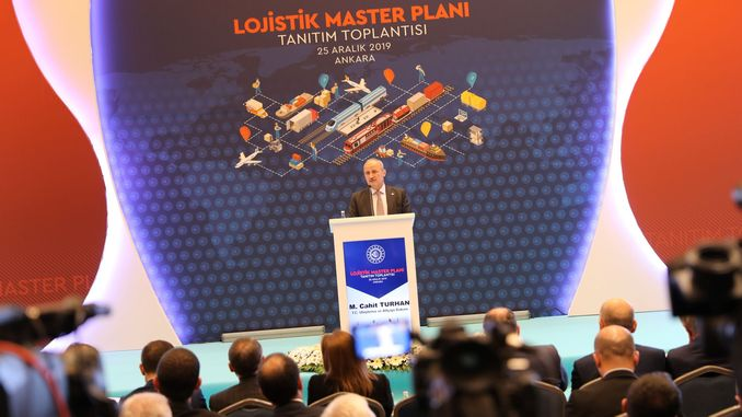 Logistika Master Plan Dəmiryolunda prioritet