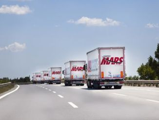 mars logistics turned to spain in its third year