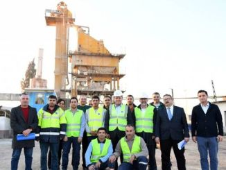 mersin big city will increase asphalt capacity