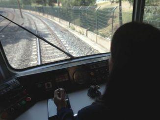 vozač metroa u Istanbulu