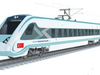 національний поїзд буде на колії наступного року