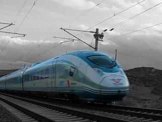 oferta de proyecto de línea de tren rápido del ejército samsun