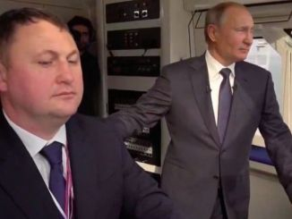 putin dirt bridge carried out railway test