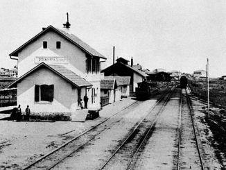 железопътна линия rumeli