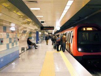 sabiha gokcen-lughawe-metro sal in diens wees