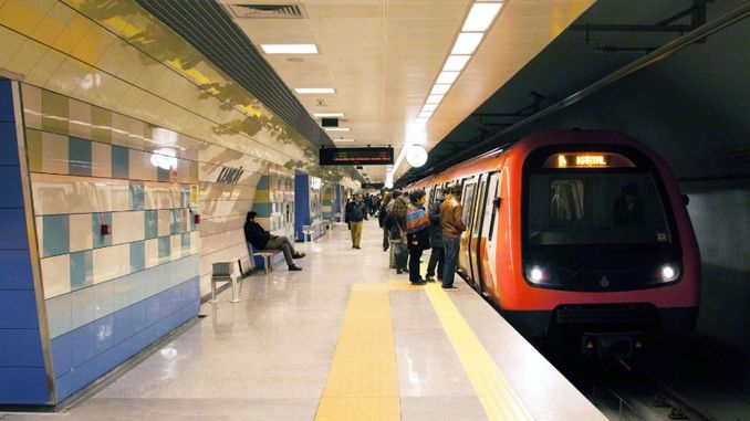 sabiha gokcen airport metro will be in service