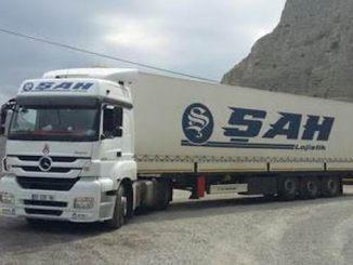 sah logistik