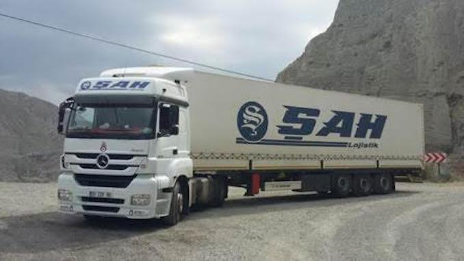 sah logistics