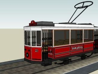 sakarya nostaljik tramvay projesi agoraya uzadi