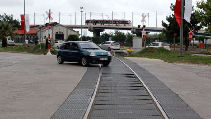 samsun sivas railway line problems do not stop