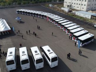 sanliurfa public transport fleet bus more