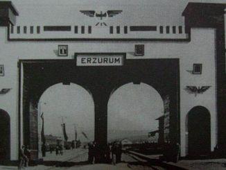 اليوم في التاريخ: 13 December 1939 Railway Extension to أرضروم