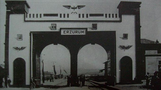 Today in History: 13 December 1939 Railway Extension to Erzurum