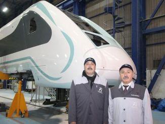 tcdd Transport Generaldirekter besicht Drécker Canvas