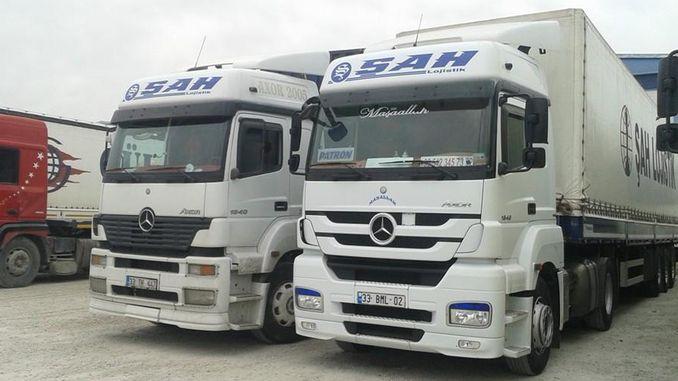Mersin Transportation in Usbekistan Verkehr