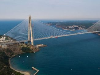 rok Yavuz Sultan Selim Bridge