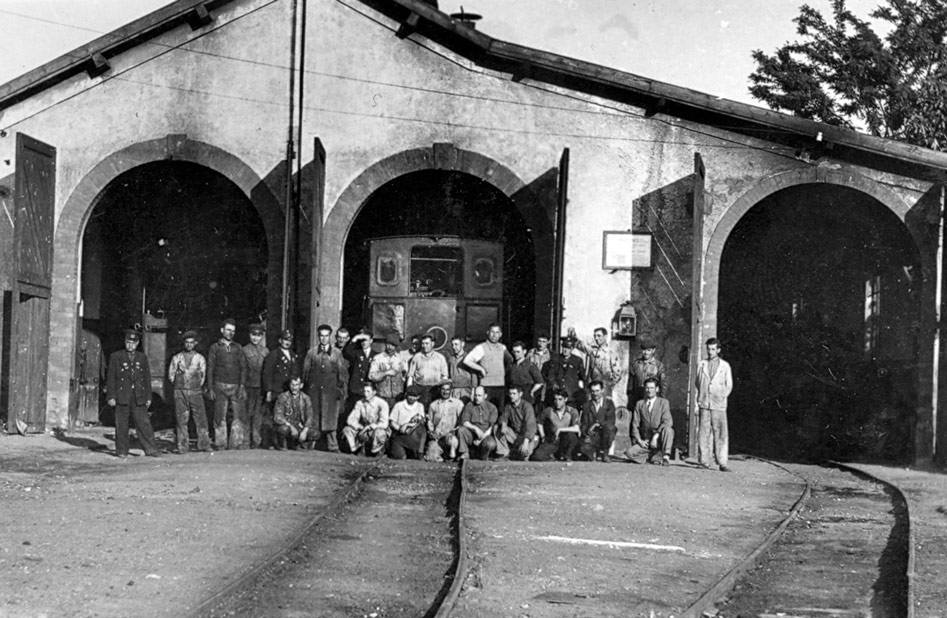 Bursa Mudanya Train Repair Workshop