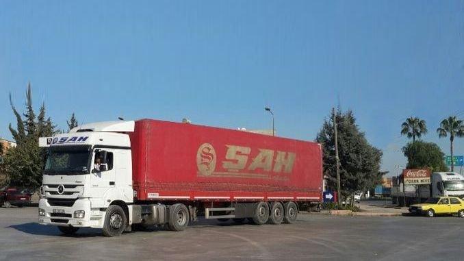 Sah Logistika Errusiako Garraioaren Aldea