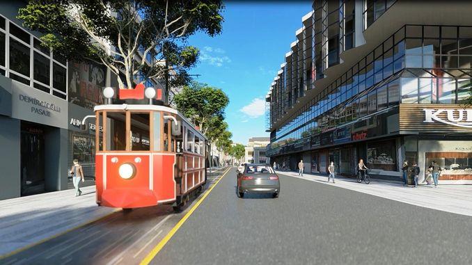 Sakarya Nostalgičan tramvaj