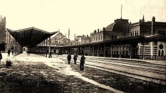 Sirkeci istasyonu
