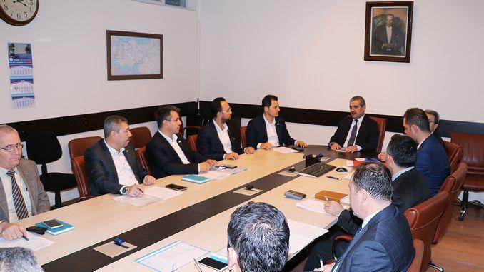 Проведено е заседание на TCCD GCC