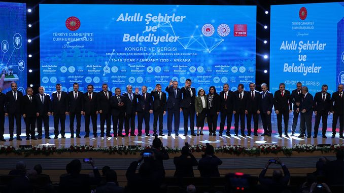 smart cities and municipalities congress started in ankara