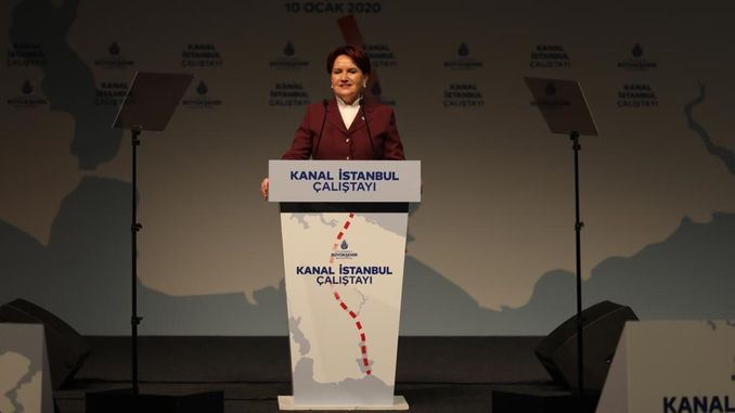 تعليق aksenerden قناة اسطنبول هو فعل لتعليم هذا اسطنبول