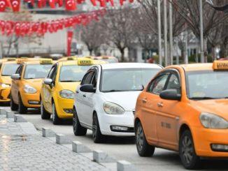 """""""ankara buyuksehir"""" organizuoja komercinių taksi apžiūrą"""
