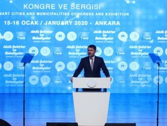 ministry will be the first sample channel in smart city applications in istanbul