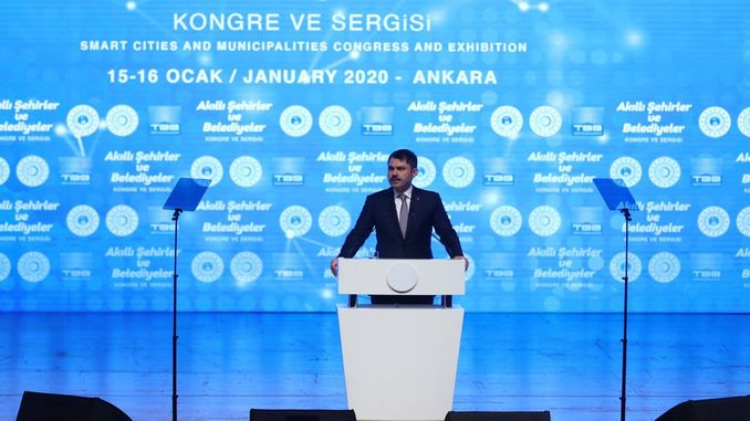 ၀ န်ကြီးဌာနသည် Istanbul မြို့ရှိ smart city application များအတွက်ပထမဆုံးနမူနာ channel တစ်ခုဖြစ်လိမ့်မည်