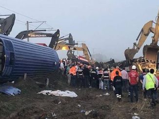 The names of the people in the corlu train accident will be created in the streets and parks