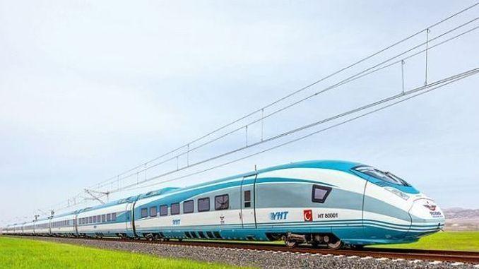 Corum-järnvägsprojektarbetet kommer att slutföras i slutet av året