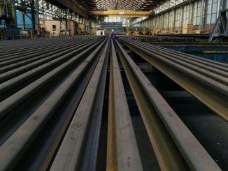 raudtee arendas välja maailma terasetööstuse