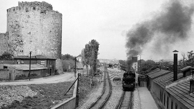 Today in History: 4 January 1871 Yedikule Küçükçekmece Line Opened
