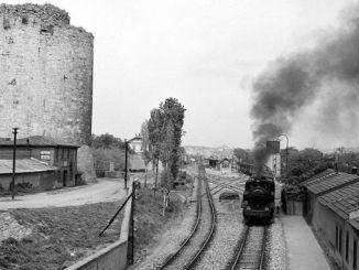 Tarihte Bugün : 4 Ocak 1871 Yedikule Küçükçekmece Hattı Açıldı
