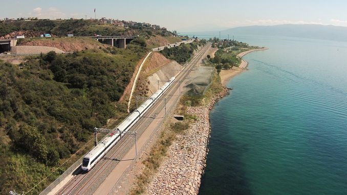 We will connect our country to four points with erdoganhizli train lines