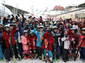 there will be no children who do not know skiing in Erzurum