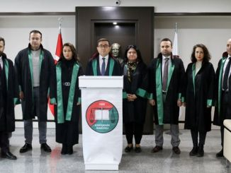 Eskisehir Bar Association Channel Istanbul vil skade den nationale sikkerhed