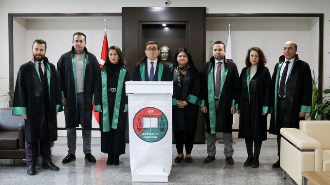 Eskisehir Bar Association Channel Istanbul wäert déi national Sécherheet schueden