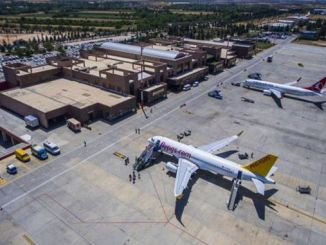 gaziantep airport will not be caught in the fog barrier