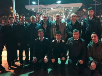 general manager met with marmaray machinists
