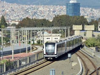 The model developed for Izmir Metro earned million TL
