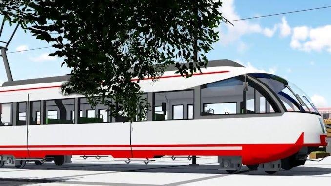 مشروع كهرمان ماراس للسكك الحديدية الخفيفة على الرف