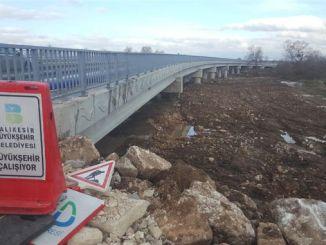 جسر Kizilsa على ما يرام