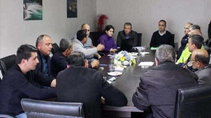 manavgat transportation problems were discussed