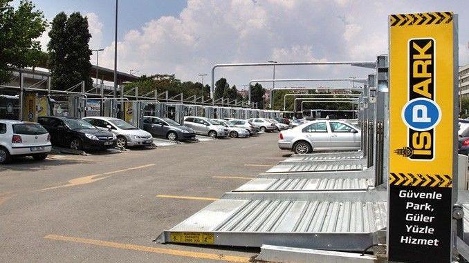 moov by garenta with ispark car parks free
