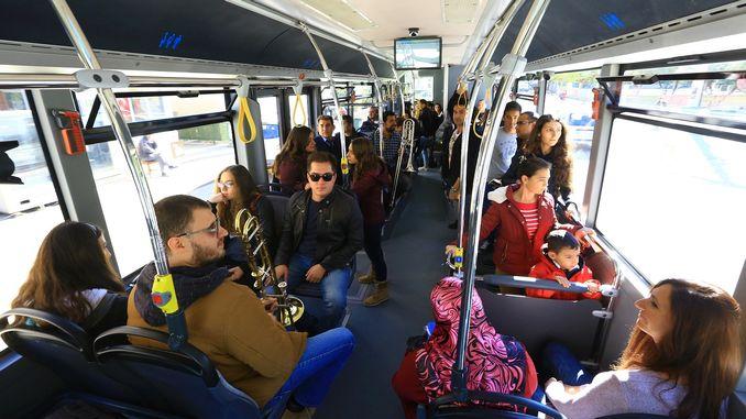 положителна дискриминация срещу жените в транспорта