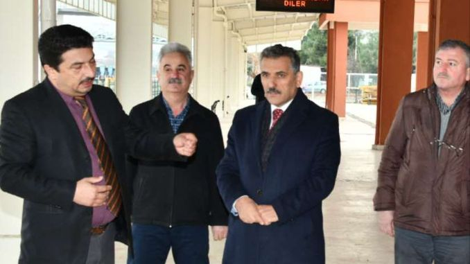 Samsun Sivas Railway Railway Trials Ongoing
