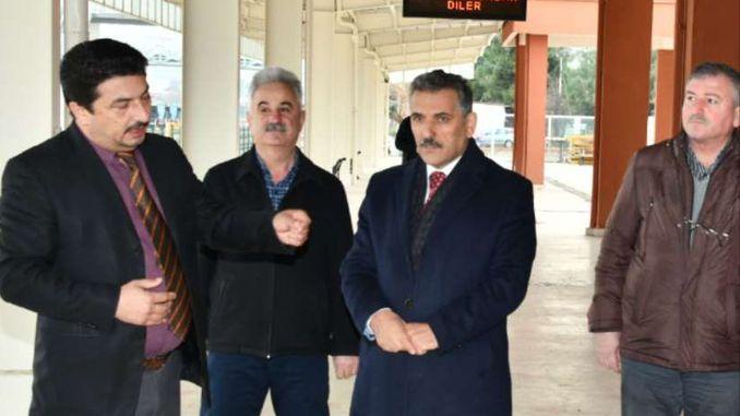 Samsun Sivas铁路铁路试验正在进行